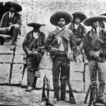 Los rurales fueron muchas veces los encargados de escoltar presos a los disidentes.