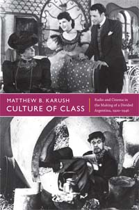 Karush, cultura de clase