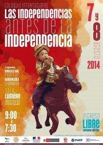 Las independencias antes de la independencia