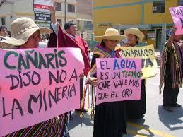 images minas protesta