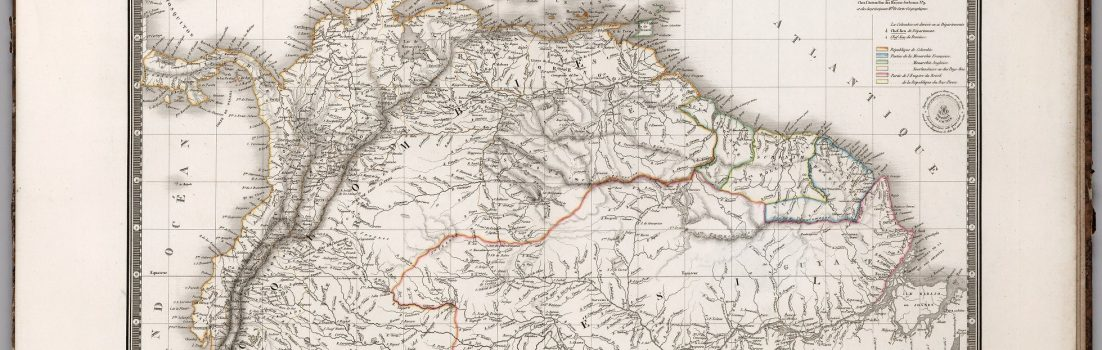 """Interview with Lina Del Castillo, author of """"Entangled Fates: French-Trained Naturalists, the First Colombian Republic, and the Materiality of Geopolitical Practice, 1819–1830"""""""