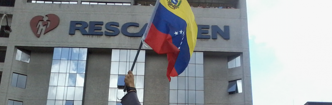 Popular Protests in Venezuela