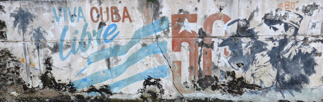 """Interview with Lillian Guerra, author of """"Poder Negro in Revolutionary Cuba: Black Consciousness, Communism, and the Challenge of Solidarity"""""""